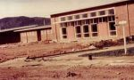 The school building process nears completion – 1958